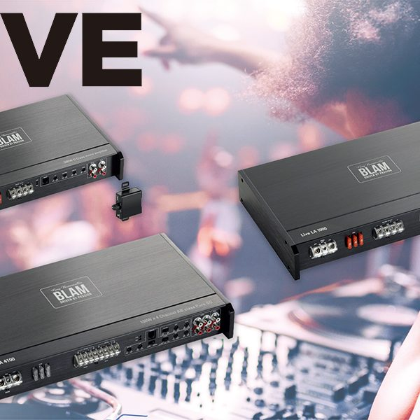 LIVE Series Amplifiers