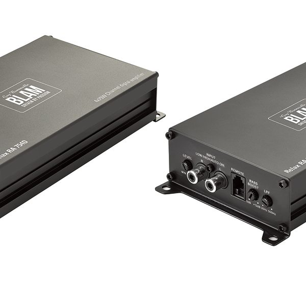 RELAX Series Amplifiers