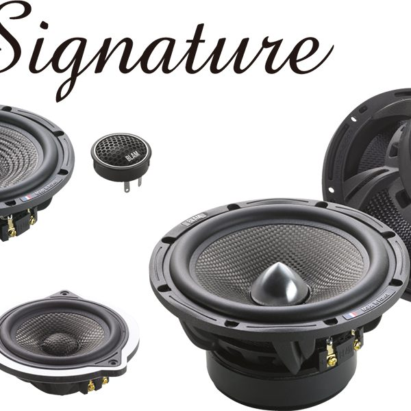 Signature Series Speaker