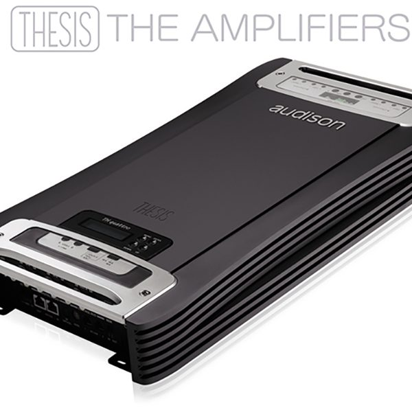 THESIS amplifiers